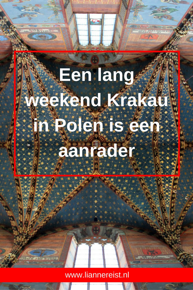 Weekend Krakau in Polen