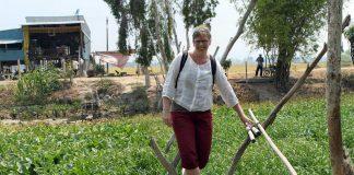 Lianne, die zich afvraagt op wereldreis te gaan