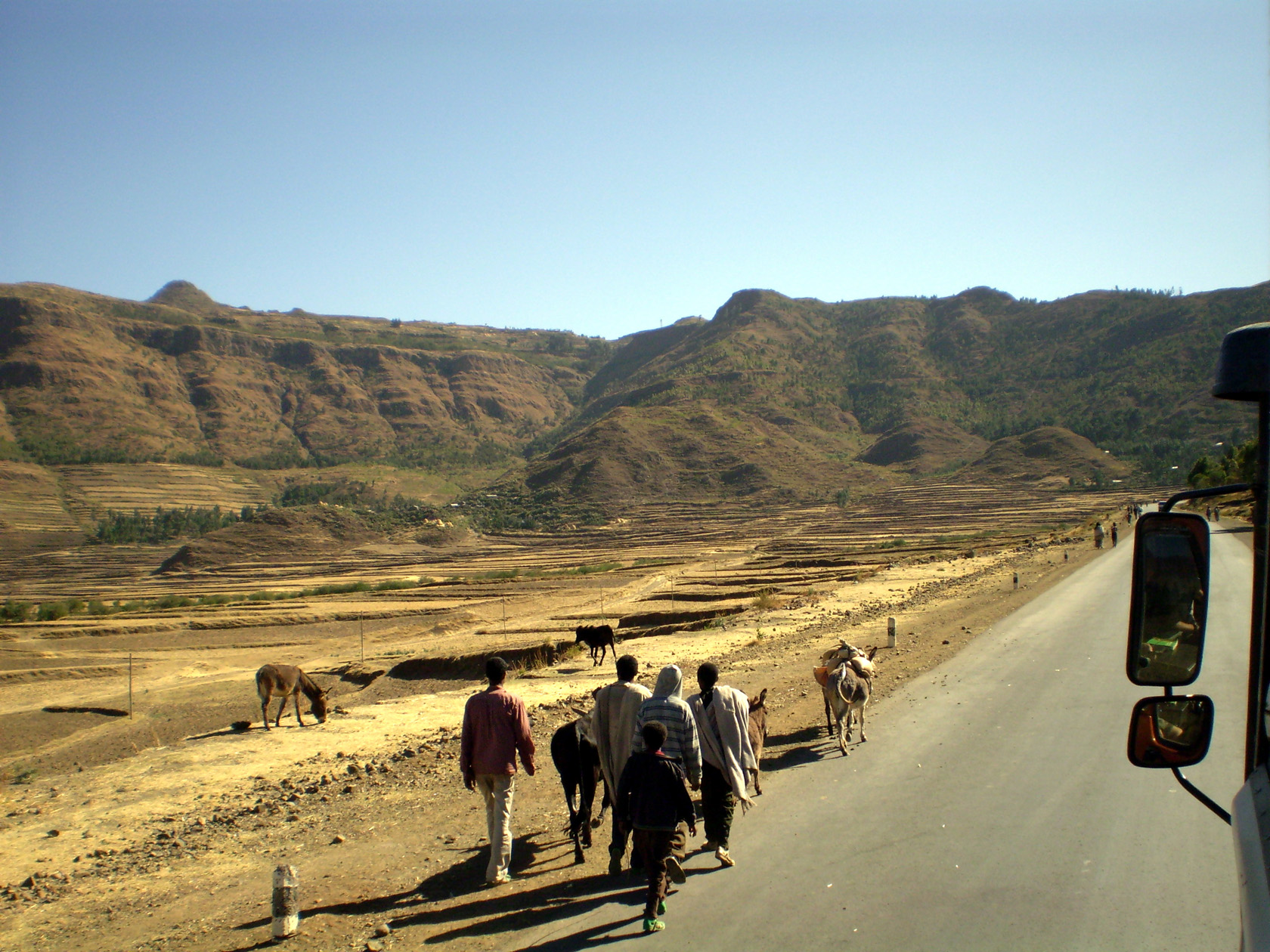 Onderweg in Ethiopië - reizen