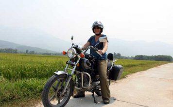 Reizen - Achter op de motor door delen van Vietnam