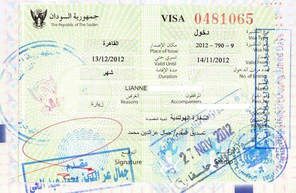 Wat maakt een wereldreis anders: de visumduur kan een beperking zijn.