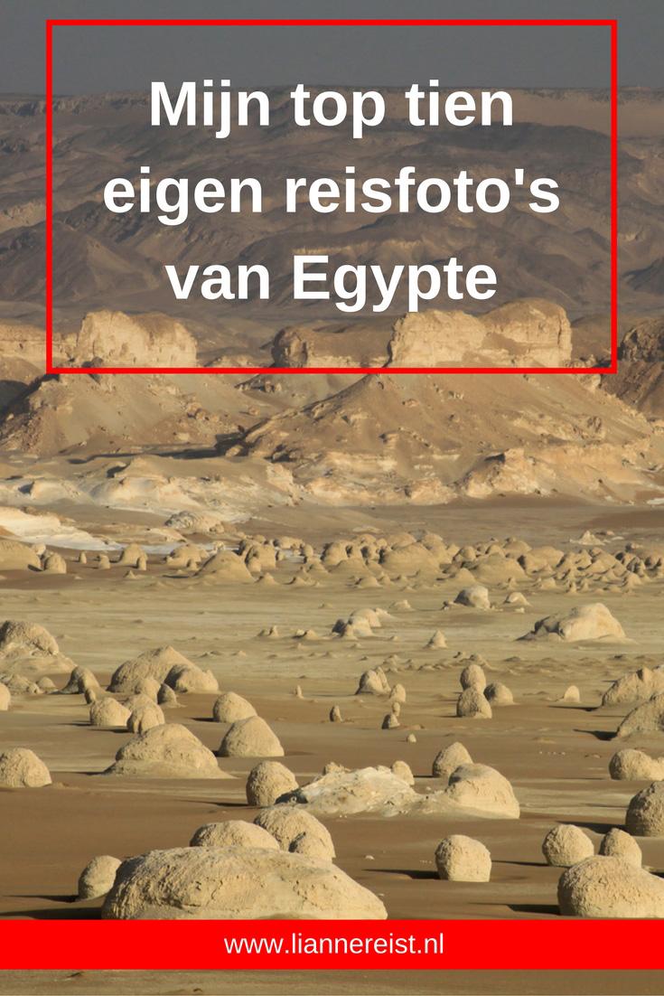 Mijn top tien van reisfoto's van Egypte