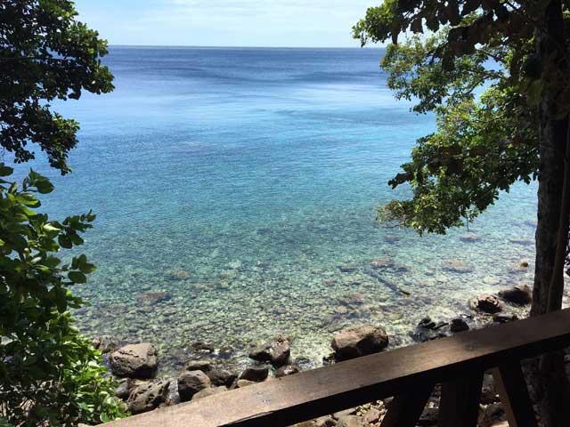 Eerste tien uitzichten van verblijfplaatsen tijdens wereldreis - Iboih