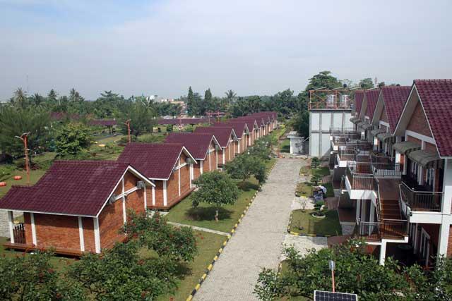 Eerste tien uitzichten van verblijfplaatsen tijdens wereldreis - Kualanamu