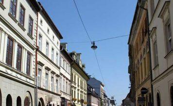 Weekend Krakau in Polen - Ulica Jozefa Kazimierz