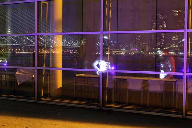 Workshop nachtfotografie - Jezelf twee keer in beeld op foto