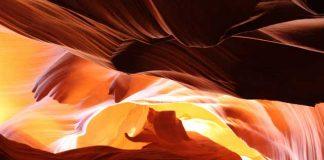 Upper en Lower Antelope Canyon: Upper kloof