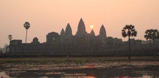 wereldreis: tien meest gelikete fotos instagram zonsopgang angkor wat cambodja